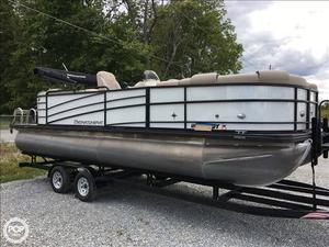 Used Berkshire 23 RFXSTS Pontoon Boat For Sale