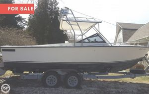 Used Albemarle 24 Express Walkaround Fishing Boat For Sale