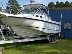Used Boston Whaler Conquest 28 Walkaround Fishing Boat For Sale