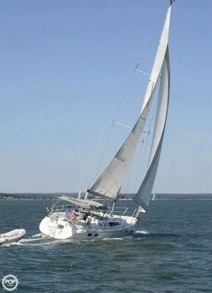 Used Hunter 380 Sloop Sailboat For Sale