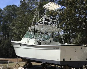 Used Topaz 36 Sports Fishing Boat For Sale
