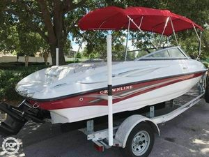 Used Crownline 19ss Bowrider Boat For Sale
