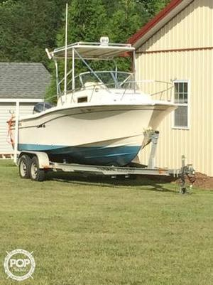 Used Grady-White Adventure 208 Walkaround Fishing Boat For Sale