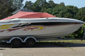 Used Baja 242 Islander Bowrider Boat For Sale