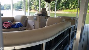 Used Harris FloteBote Grand Mariner 230 SEL Pontoon Boat For Sale