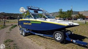 Used Mastercraft 22 X-Star Ski and Wakeboard Boat For Sale