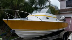 Used Bertram 20 Bahia Mar Walkaround Fishing Boat For Sale