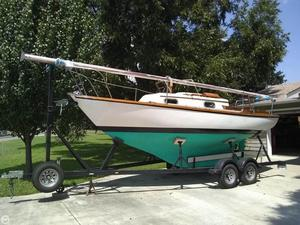 Used Cape Dory 22-D Sloop Sailboat For Sale