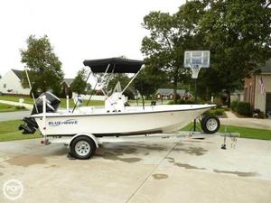 Used Blue Wave 180 V-Bay Boat For Sale