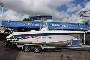 Used Donzi ZF 23 Center Console Fishing Boat For Sale