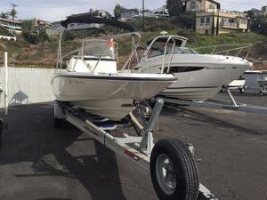 Used Boston Whaler 230 Dauntless Saltwater Fishing Boat For Sale
