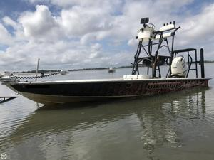 Used Oyster Bay 22 FLATS Fishing Boat For Sale