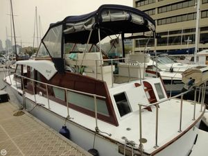 Used Tollycraft 36 Mariner Antique and Classic Boat For Sale