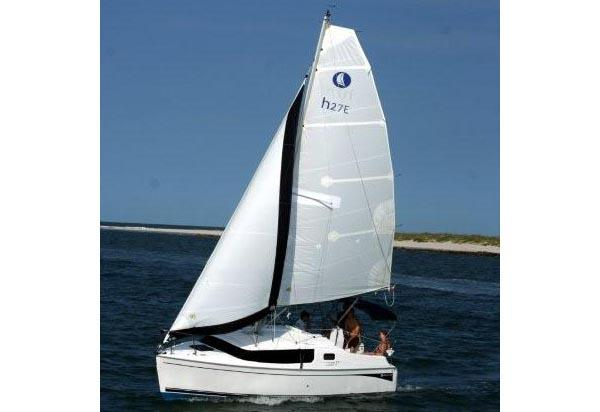 Used Hunter Theedge Motorsailer Sailboat For Sale