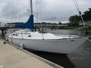 Used C & C Yachts 35 Mark II Racer and Cruiser Sailboat For Sale