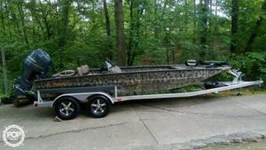 Used Excel Stalker 2172 SC Aluminum Fishing Boat For Sale