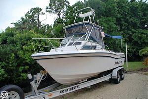Used Grady-White Seafarer 226 Walkaround Fishing Boat For Sale