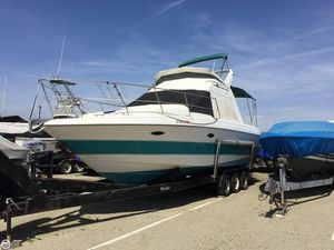 Used Bayliner 3058 Ciera Command Bridge Express Cruiser Boat For Sale