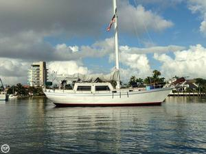 Used Down East 42 Cruiser Sailboat For Sale