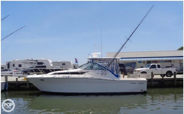 Used Wellcraft 3300 Coastal Walkaround Fishing Boat For Sale