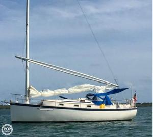 Used Hinterhoeller Nonsuch 30 classic Racer and Cruiser Sailboat For Sale