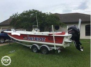 Used Carolina Skiff 23 DLV Center Console Fishing Boat For Sale