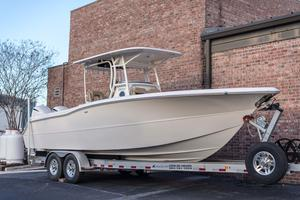 Used Key West Billistic 281 CC Center Console Fishing Boat For Sale
