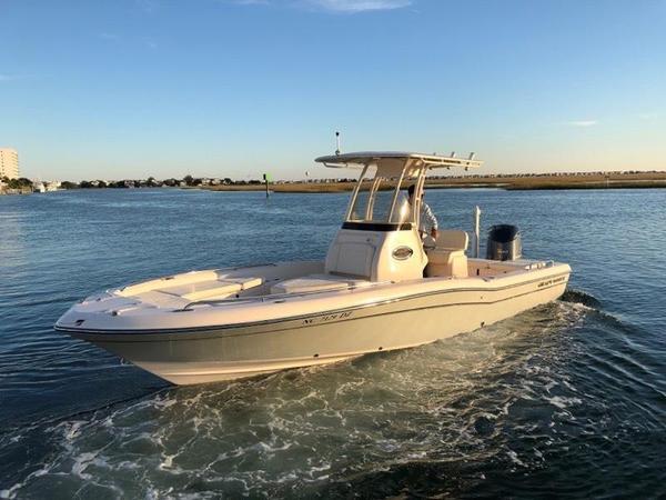 Used Grady-White 251 Coastal Explorer Saltwater Fishing Boat For Sale