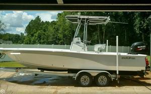 Used Sea Fox 220 XT Bay Boat For Sale