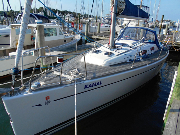 Used Dufour 34 Racer and Cruiser Sailboat For Sale