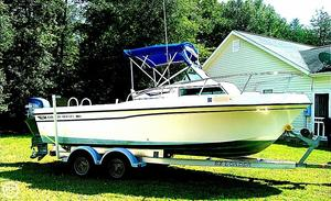 Used Grady-White Overnighter - 206G Walkaround Fishing Boat For Sale
