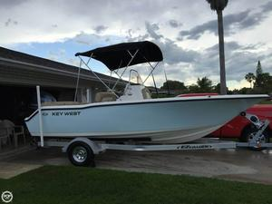 Used Key West 203 FS Center Console Fishing Boat For Sale