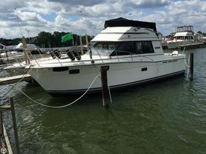 Used Carver 32 Convertible Sports Fishing Boat For Sale