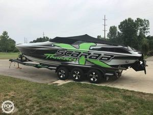 Used Wellcraft Scarab Thunder 31 High Performance Boat For Sale