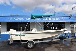 Used Sea Pro SV1700CC Bay Boat Bay Boat For Sale