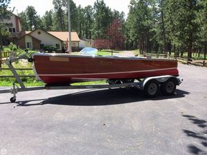 Used Mercury 18 Antique and Classic Boat For Sale