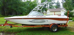Used Moomba Outback V 21 Ski and Wakeboard Boat For Sale