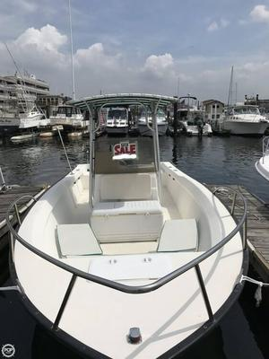 Used Key Largo 236 CC Center Console Fishing Boat For Sale