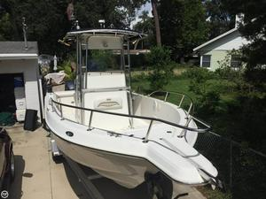 Used Key West 2300 CC Center Console Fishing Boat For Sale