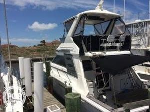 Used Sea Ray 430 Convertible Sports Fishing Boat For Sale
