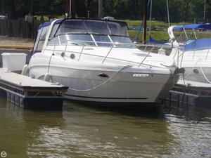 Used Rinker 342 Fiesta-Vee Express Cruiser Boat For Sale