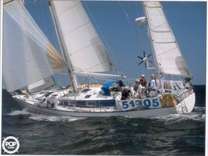 Used Migrant 45 Yawl Sailboat For Sale