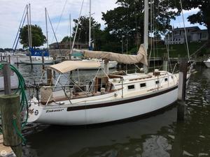 Used Endeavor 32 Standard Sloop Sailboat For Sale