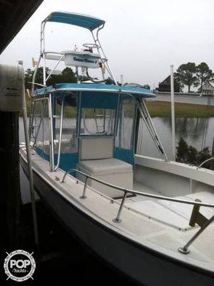 Used Newton 26 Sportfish Sports Fishing Boat For Sale