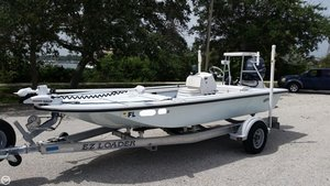 Used Hewes Tailfisher 17 Flats Fishing Boat For Sale