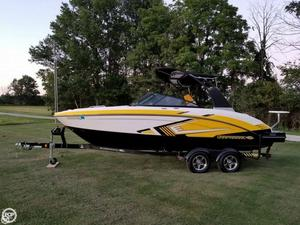Used Chaparral 223 Vortex VRX Jet Boat For Sale