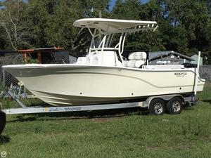 Used Sea Fox Avenger 249 Center Console Fishing Boat For Sale