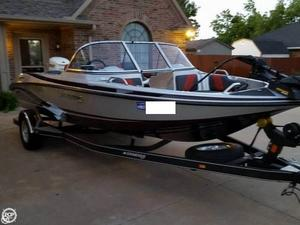 Used Stratos 486SF Bass Boat For Sale