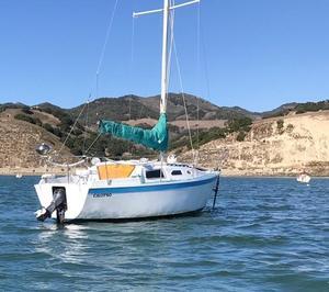 Used Lancer Mk-iv Racer and Cruiser Sailboat For Sale