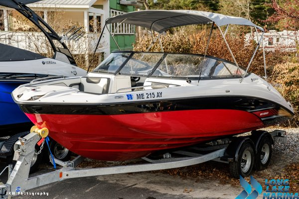 Used Yamaha SX210 Jet Boat For Sale
